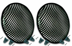 """10/"""" SubWoofer Metal Mesh Cover Waffle Speaker Grill Protect Guard DJ Car Audio"""
