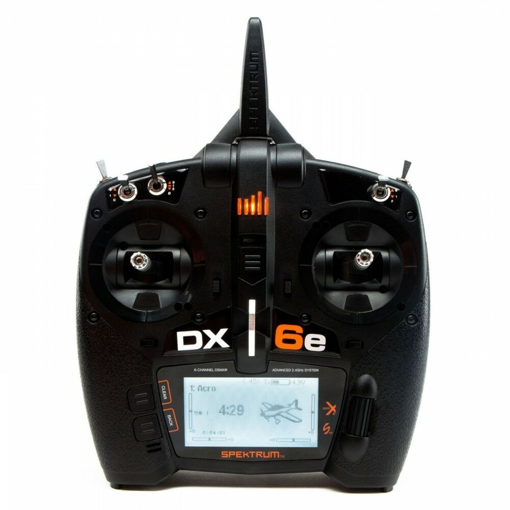 Spektrum DX6e 6CH Transmitter Only SPMR6650