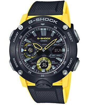2019 New Casio Watch G Shock Carbon Core Guard Structure Ga 2000 1a9jf Men S 4549526219498 Ebay