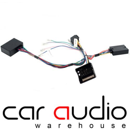 Audi A3 2003 On XTRONS Half Bose Car Stereo Radio Steering Wheel Control Lead