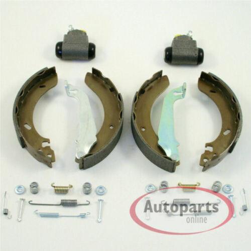 Fiat Panda 169 Bremsbacken für Trommelbremse Zubehör Radzylinder hinten