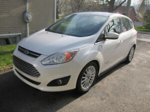 2014 Ford C-Max ENERGI-rechargeable