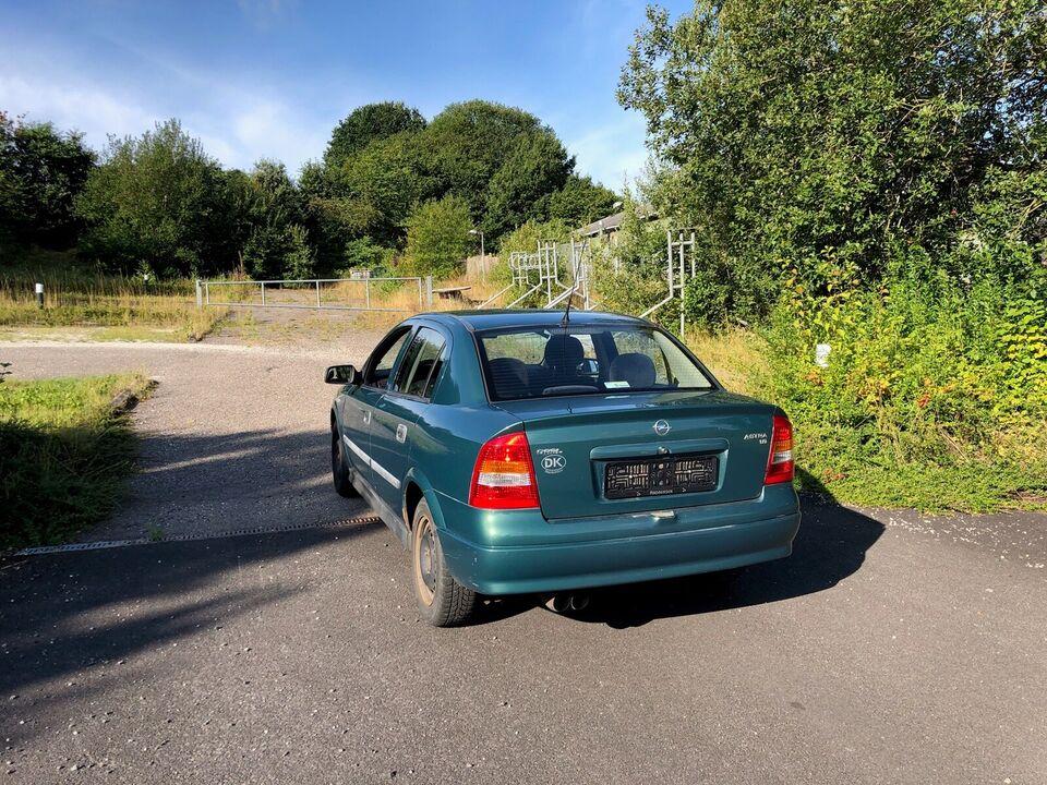 Opel Astra, 1,6 Comfort, Benzin