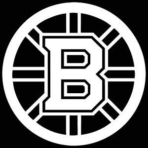 Boston Bruins NHL Decal Sticker Car Truck Window Bumper Laptop Wall