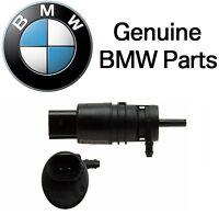 Bmw E60 E61 E63 E64 E65 E66 E82 E88 E90 E92 Genuine Windshield Washer Pump on sale