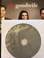 The Good Wife - Season 2, Disc 3 REPLACEMENT DISC (not full season)