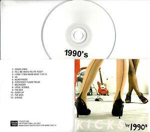 1990s-Kicks-2009-UK-11-trk-promo-test-CD