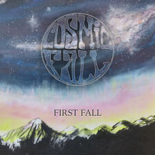 """COSMIC FALL """"First Fall"""" LP BLACK- ed. *lim 200 copies* EARTHLESS COLOUR HAZE"""