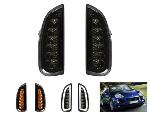 DYNAMIC LED INDICATOR MIRROR TURN LIGHT SIGNAL Porsche Cayenne