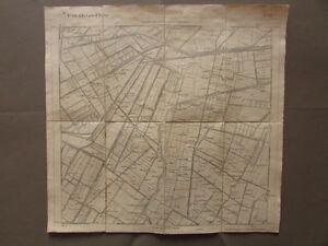 Carta-Italia-IGM-Portonovo-Chiesanuova-Conselice-Sillaro-Geografia-1911-Mappa