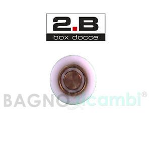 Ricambi Box Doccia Tab.Details About Ricambio Ruota Cuscinetto Rotella Perno Corto Per Box Doccia 2b Na0701