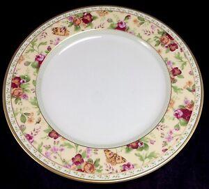 "Royal Albert Seasons of Colour 2001 11"" Dinner Plate Old Country Roses Garden"