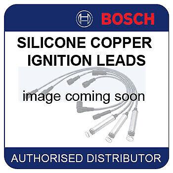 Audi A3 1.6 [8l1] 05.00-06.03 Cavi Di Accensione Bosch Spark Ht Lead B346-