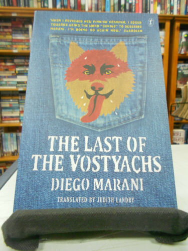 1 of 1 - The Last of the Vostyachs by Diego Marani (Paperback, 2013)