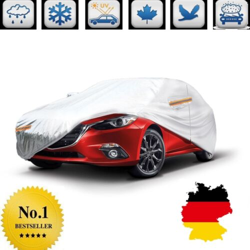 Autoabdeckung Ganzgarage Vollgarage Autoplane für Opel MERIVA Atmungsaktiv G.L