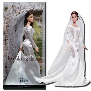 Barbie The Twilight Saga Breaking Dawn Part 1 Wedding Bride