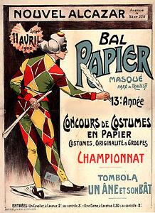 Vintage French Art Nouveau Shabby Chic Prints /& Posters 098 A1,A2,A3,A4 Sizes