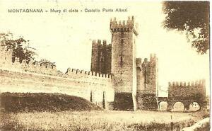 MONTAGNANA-Muro-di-cinta-Castello-Porta-Albezi