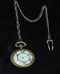 Victorian-Steampunk-Costume-Prop-Pocket-Watch-on-a-Chain