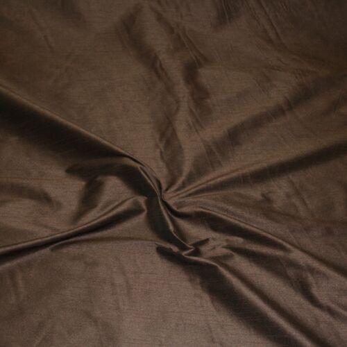 Imitation Tissu De Soie Poly Doupion robe Soft Furnishings rideaux vêtements 140 cm