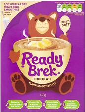 Ready Brek Chocolate Porridge Sachets 6 X 32g For Sale