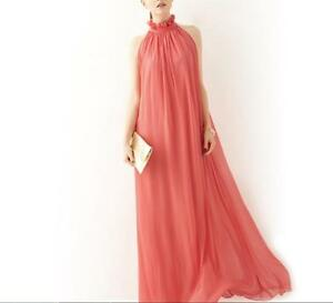 Women-Maxi-Chiffon-Cocktail-Evening-Party-Prom-Formal-Bridesmaid-Gown-Dress-Long