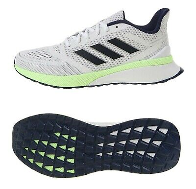 adidas men nova fvse run shoes running white sneakers