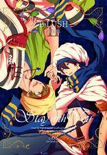 Free! YAOI Doujinshi ( Makoto x Haruka ) 252-page!! NEW!! B-LUSH Stay with You