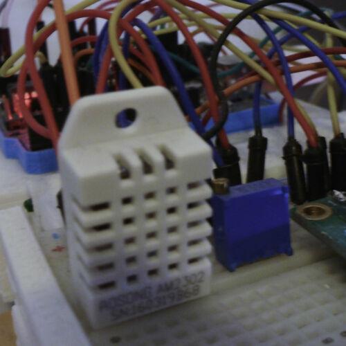 DHT22 AM2302 Temperatura y Humedad//Sensor Para Arduino Pic Raspberry Pi