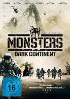 Monsters: Dark Continent - DVD - Neu u. OVP