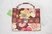Vera Bradley Julia In Buttercup Crossbody Handbag 11263-068