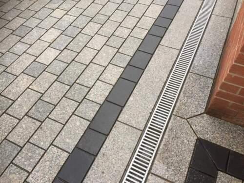 Silver granite 50mm Driveway setts paving edging block paving stone