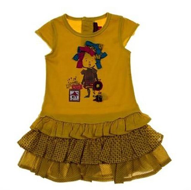 Catimini gorgeous baby girls dress Sz 6M (67) 0 NWT