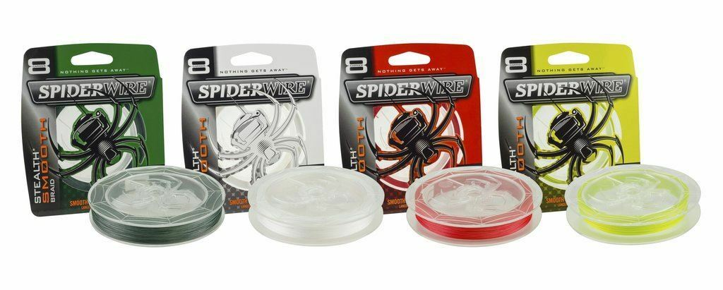 Spiderwire  Stealth Smooth Braid   Fishing Line  customers first