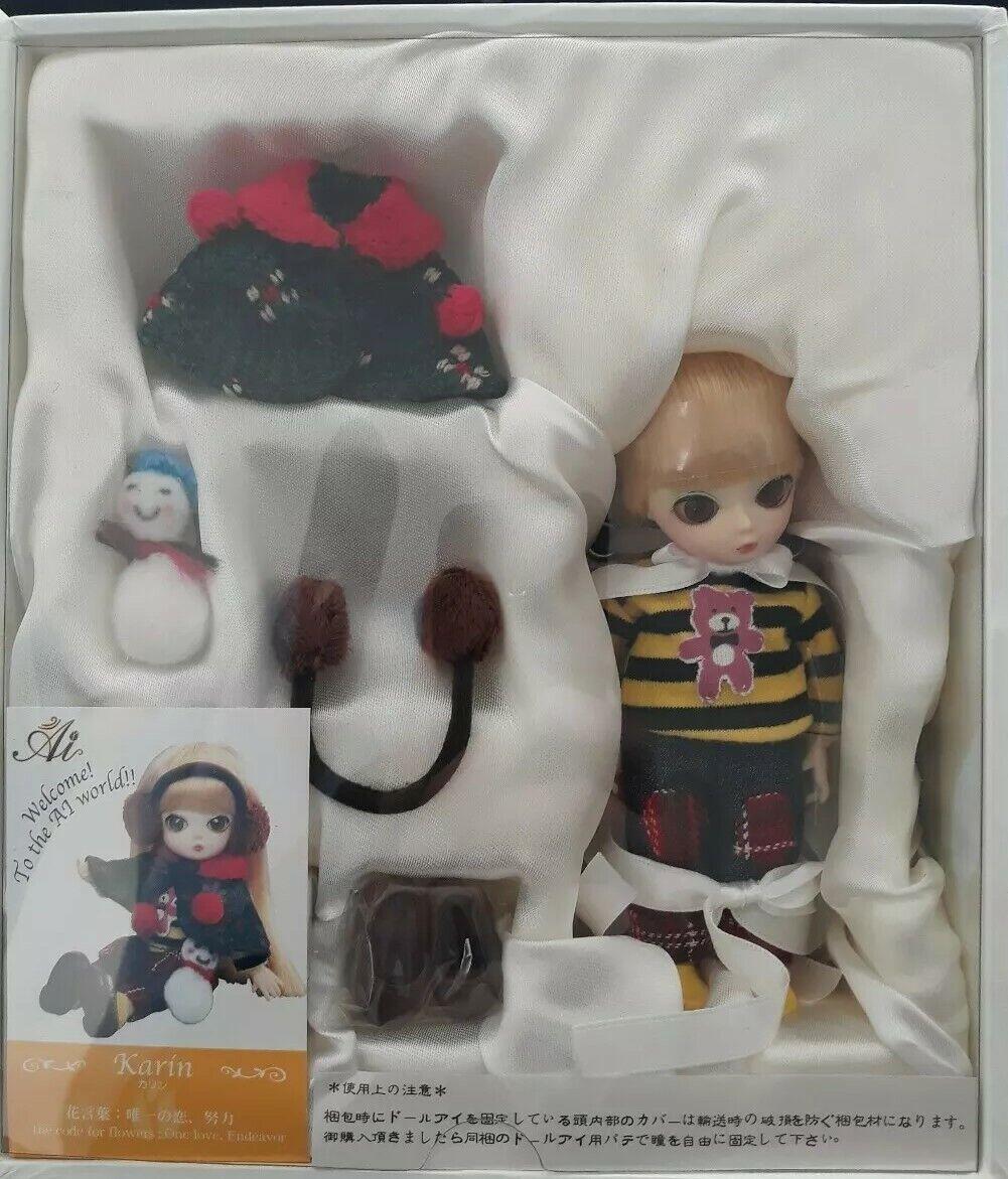Jun Planning Dolls dal ARS greatia Artis ai balística Karin a 706