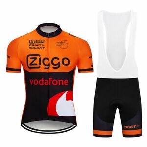mens cycling Short sleeve jersey and shorts cycling jerseys cycling bib shorts k
