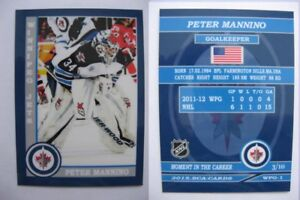 2015-SCA-Peter-Mannino-Winnipeg-Jets-goalie-never-issued-produced-d-10-rare
