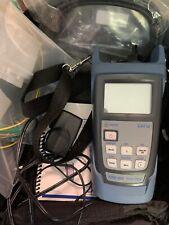 Exfo Fpm 600 Fiber Optic Power Meter