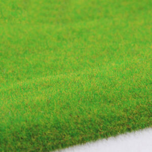 Static Grass Mat Roll For Model Railway Architecture