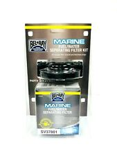 New SV37851 Bel-Ray Marine Fuel//Water Separating Filter Kit