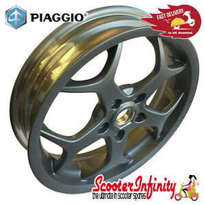 Wheel-Rim-MP3-Silver-PIAGGIO-3-00x13-034-VESPA-GTS-GTS-SUPER-GTV-GT-L-until-039-13