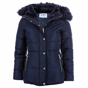 Zoe Down and Feather Full Zip Quilted
