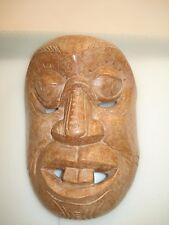 Außergewöhnliche Afrikanische Maske Holzmaske African Mask Wood Holz