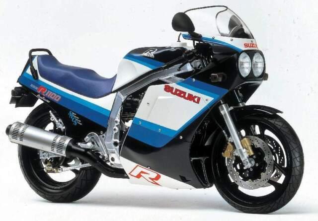 Suzuki GSX-R 1100 G   1986 Carb Repair Kit 1100 CC