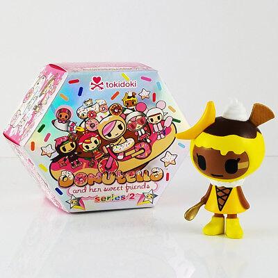 Donutella and her Sweet Friends Series 2 Tokidoki Vinyl Figure Banana Anna