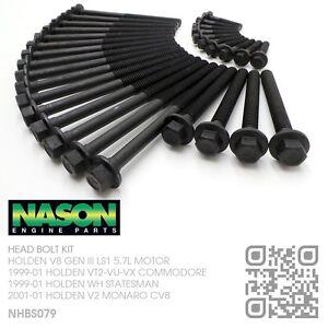 NASON-HEAD-BOLT-KIT-V8-GEN-III-LS1-5-7L-MOTOR-HOLDEN-VT-VX-COMMODORE-SS-CALAIS