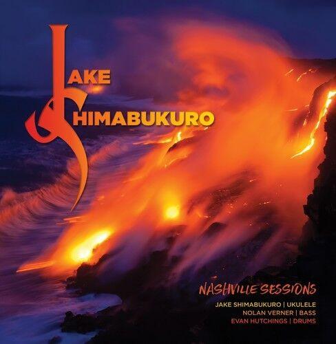 Jake Shimabukuro - Nashville Sessions [New CD]