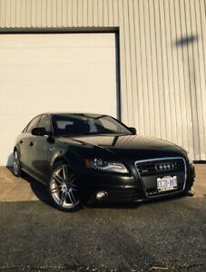 2012 Audi A4 S-Line