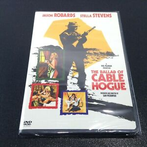 THE BALLAD OF CABLE HOGUE (DVD, 2006) BRAND NEW / SEALED FAST FREE SHIPPING!