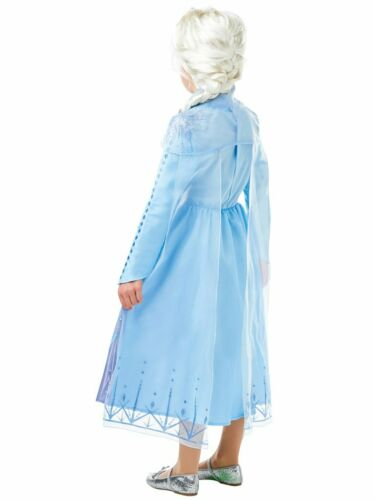 Les Frozen Reine des 2 Princesse Robe Costume Carnaval Cosplay Fête